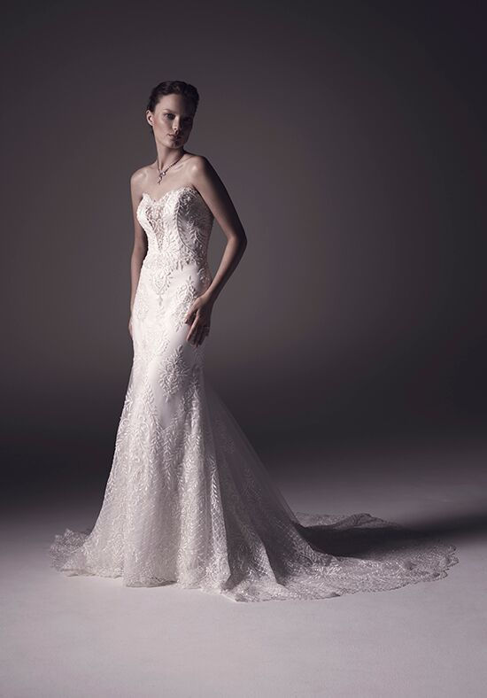 Amaré Couture by Crystal Richard C105 Ophelia Mermaid Wedding Dress