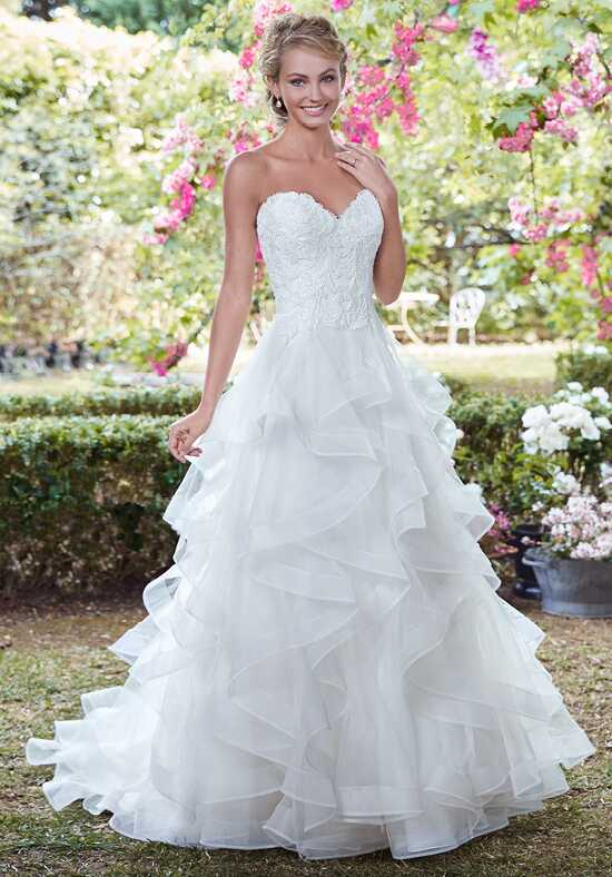 Rebecca Ingram Grace A-Line Wedding Dress
