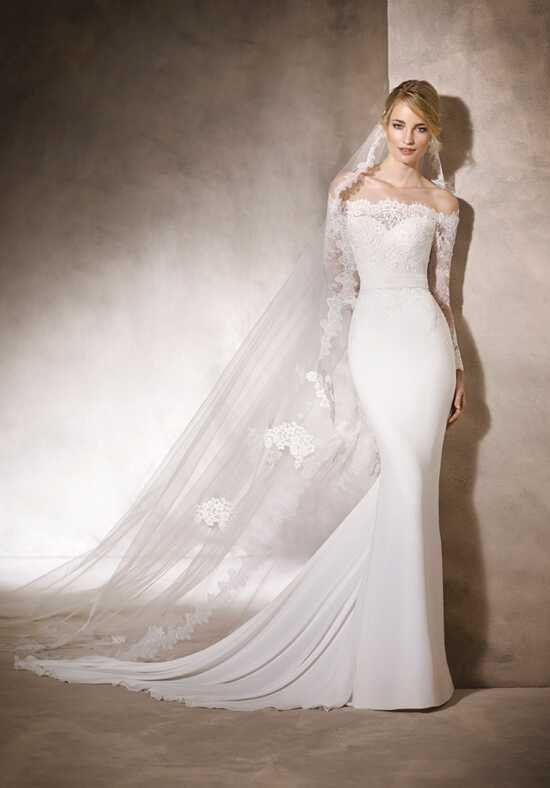 LA SPOSA HADREA Mermaid Wedding Dress