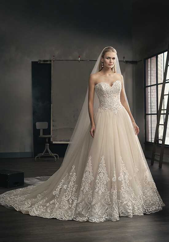 Jasmine Couture T192065 Ball Gown Wedding Dress