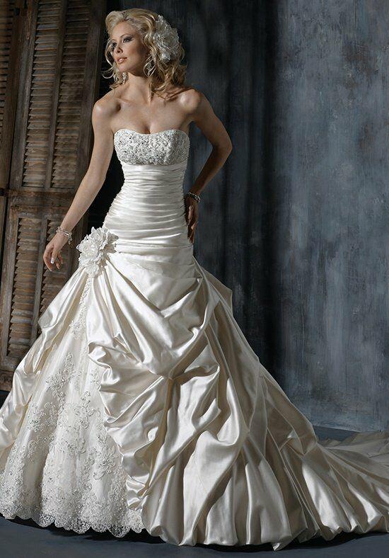 Maggie Sottero Ambrosia Ball Gown Wedding Dress