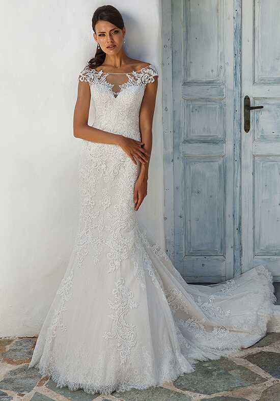 Justin Alexander 8954 Mermaid Wedding Dress