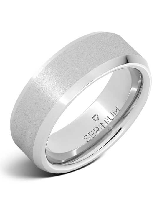 Serinium® Collection Rugged Stone — Serinium® Ring-RMSA002131 Serinium® Wedding Ring