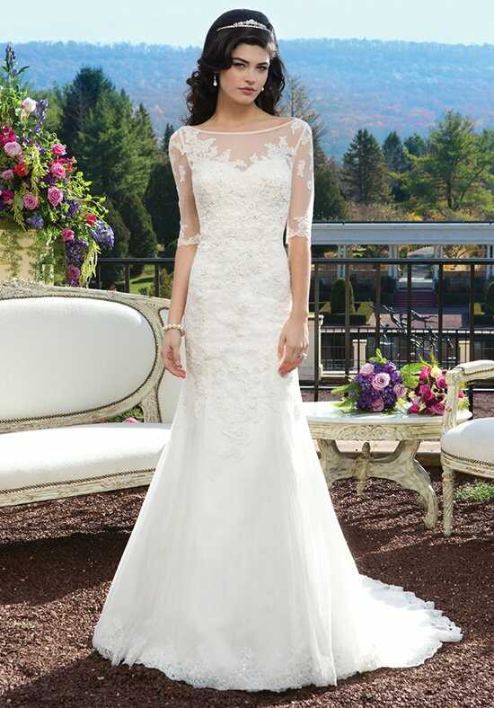 Sincerity Bridal 3814 Mermaid Wedding Dress