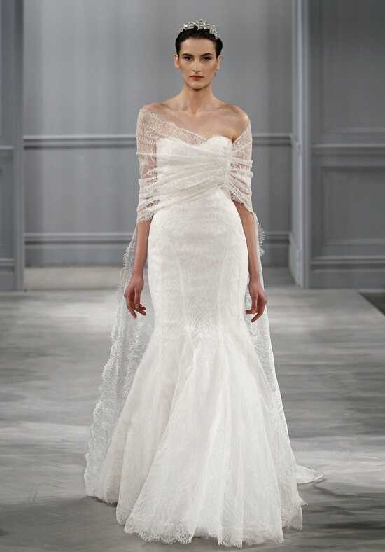 Monique Lhuillier Intrigue Gown Wedding Dress photo