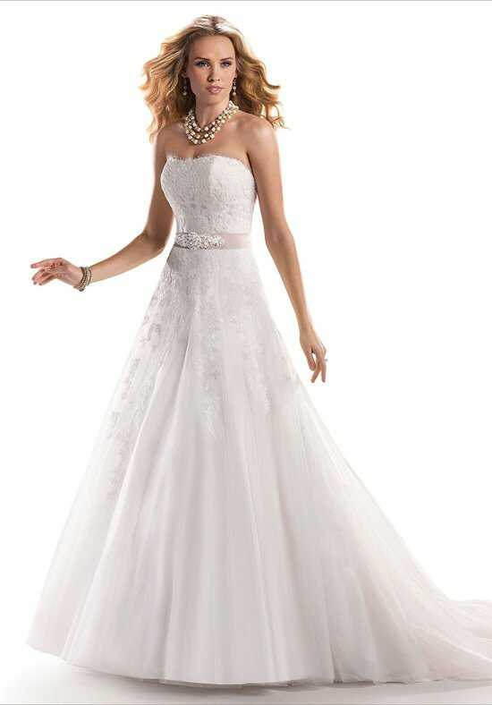 Maggie Sottero Nadia Wedding Dress photo