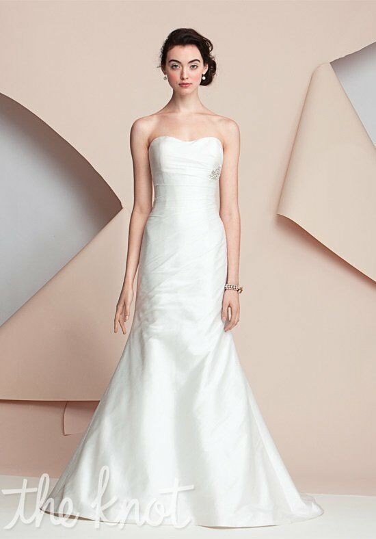 Alyne by Rita Vinieris Arlene Mermaid Wedding Dress