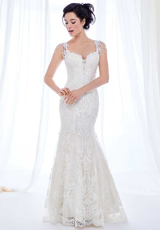 Kenneth Winston: Ella Rosa Collection BE399 Mermaid Wedding Dress
