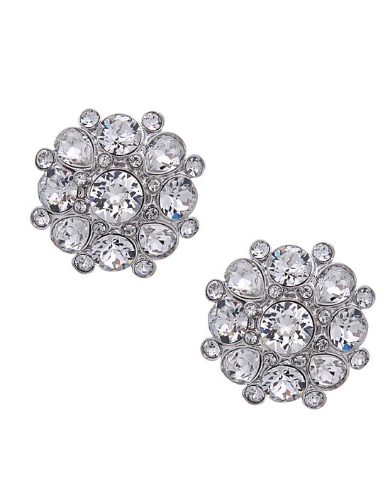 Nina Bridal Wedding Jewelry Morilla Wedding Earring photo