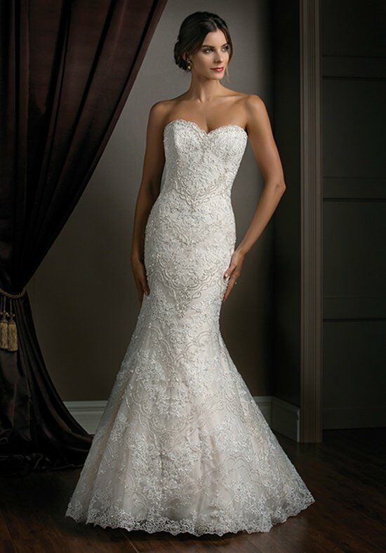 Jasmine Couture T172017 Mermaid Wedding Dress