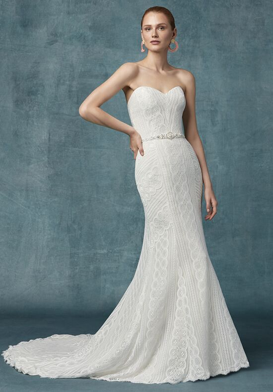 357278d31bfe8 Maggie Sottero Wedding Dresses | The Knot