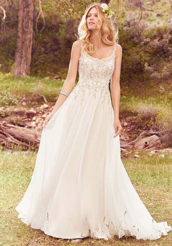 Maggie Sottero Caprice Sheath Wedding Dress