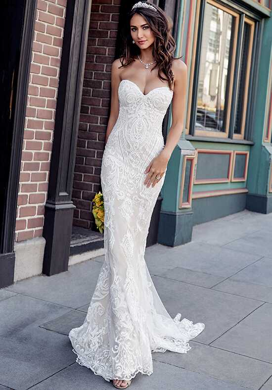 KITTYCHEN CAMILLA, H1844 Sheath Wedding Dress