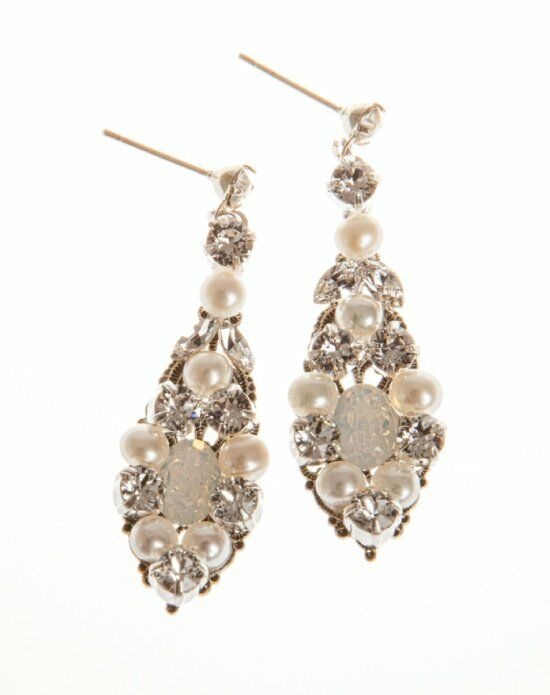 MEG Jewelry Flora earrings Wedding Earring photo