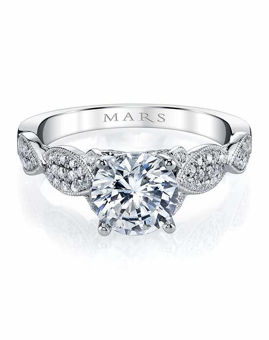MARS Fine Jewelry Mars Jewelry 26441 Engagement Ring Engagement Ring photo