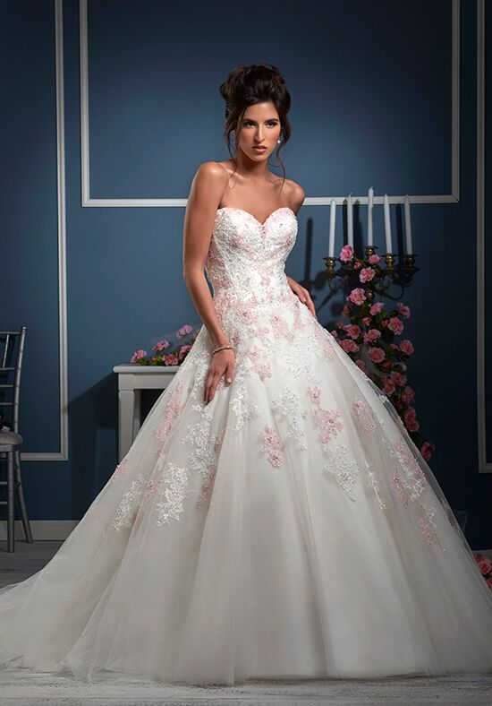 Essence Collection by Bonny Bridal 8607 A-Line Wedding Dress