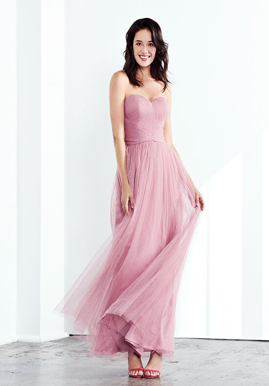 Colour by Kenneth Winston 5268L Sweetheart Bridesmaid Dress