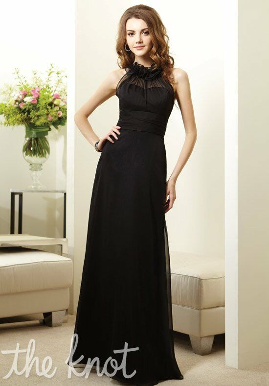 Belsoie L144017 Illusion Bridesmaid Dress