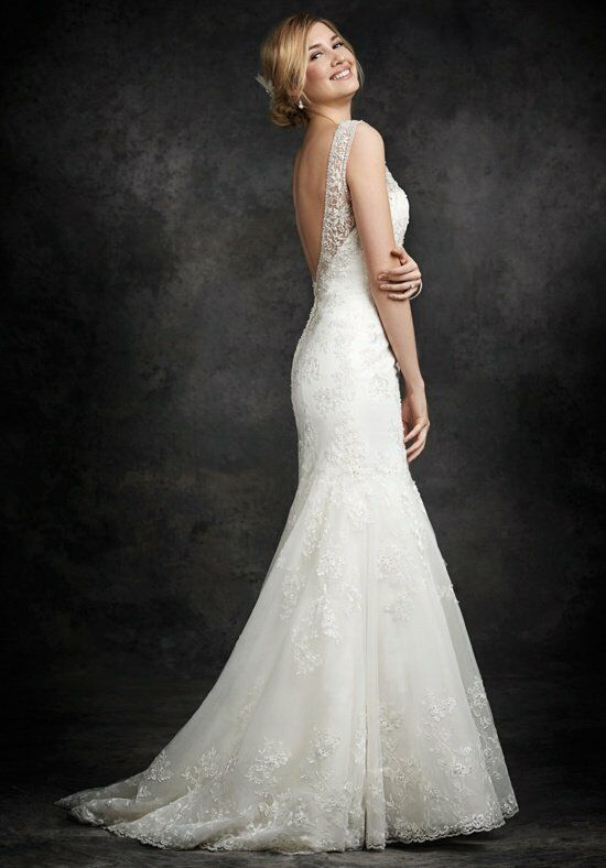 Ella Rosa BE241 Mermaid Wedding Dress
