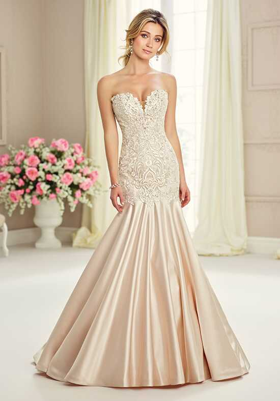 Enchanting by Mon Cheri 217122 Mermaid Wedding Dress