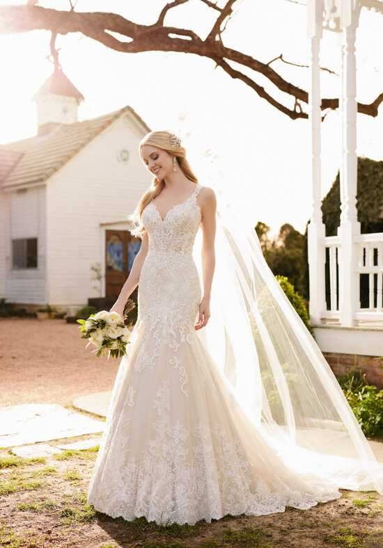 Martina Liana 904 Mermaid Wedding Dress