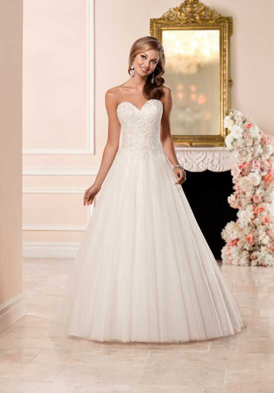 Stella York 6357 Ball Gown Wedding Dress