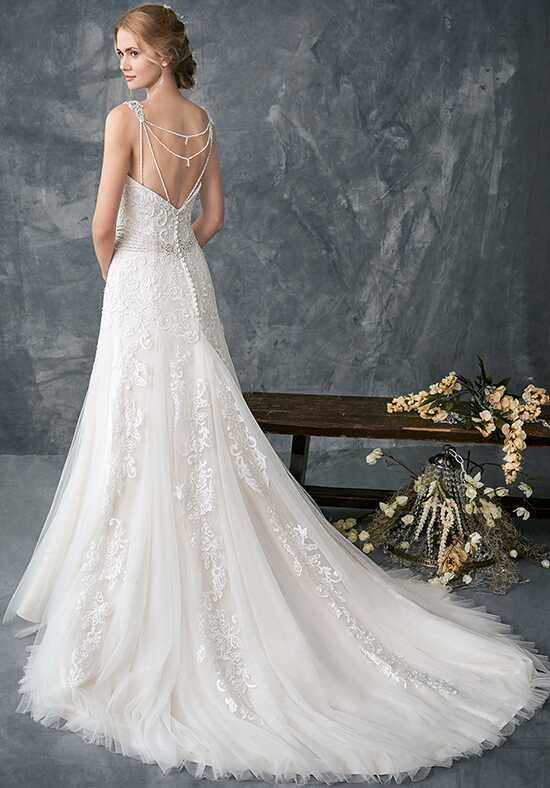 Kenneth Winston 1771 A-Line Wedding Dress