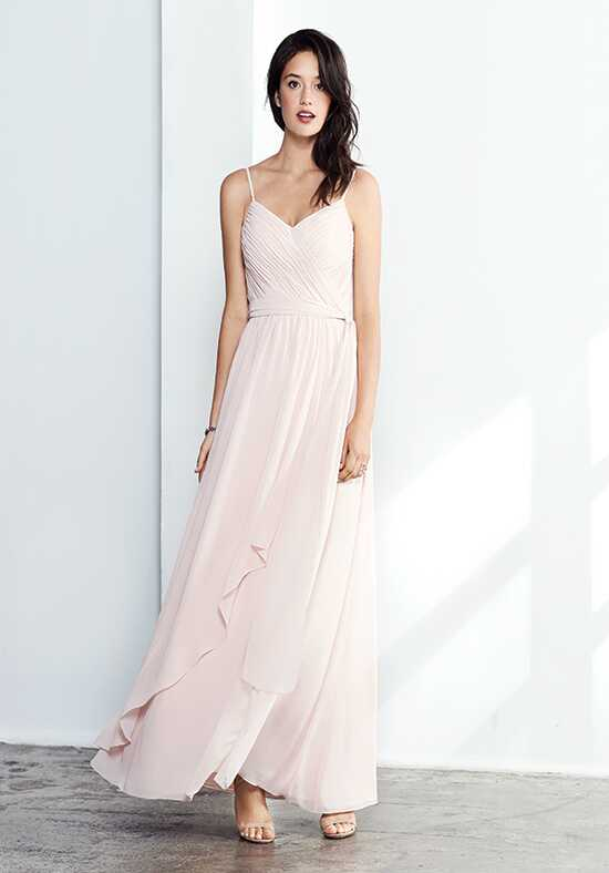 Colour by Kenneth Winston 5276L V-Neck Bridesmaid Dress