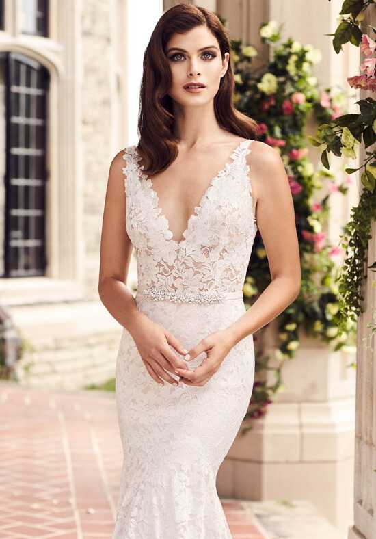 Paloma Blanca 4746 Mermaid Wedding Dress