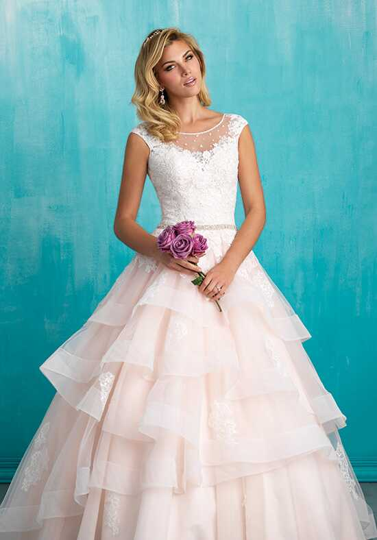 Allure Bridals 9321 Ball Gown Wedding Dress