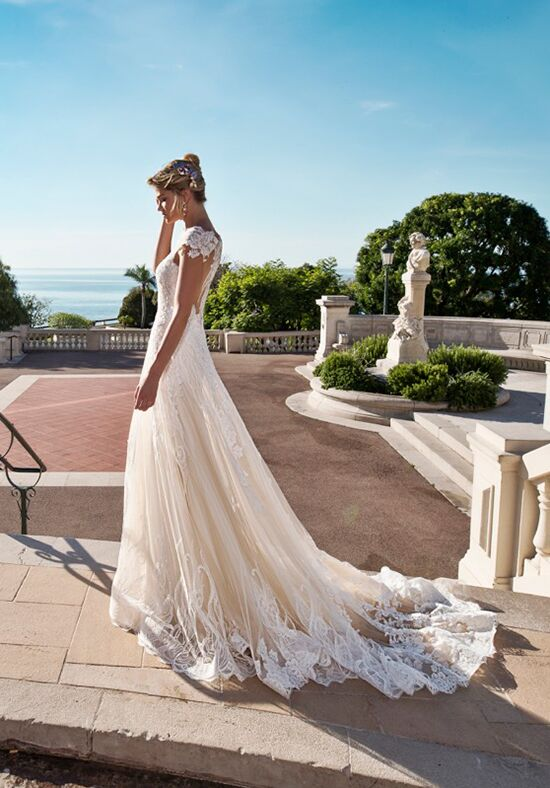 Alessandra Rinaudo Collection BEA AR 2017 A-Line Wedding Dress
