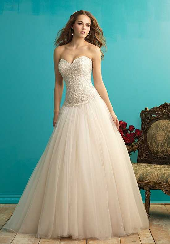 Allure Bridals 9256 Wedding Dress photo