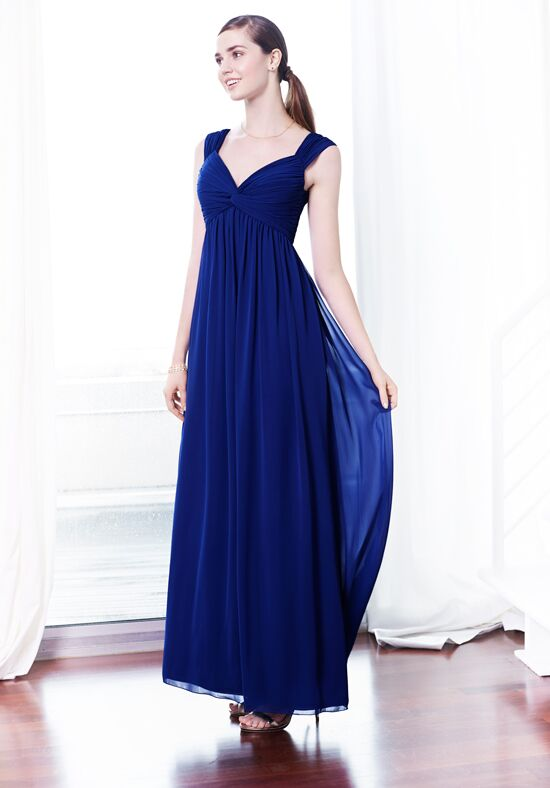 Colour by Kenneth Winston 5225L V-Neck Bridesmaid Dress