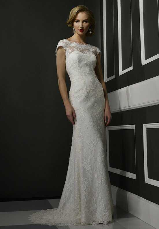 Robert Bullock Bride Emily Sheath Wedding Dress