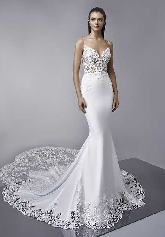 Enzoani Mckinley Mermaid Wedding Dress