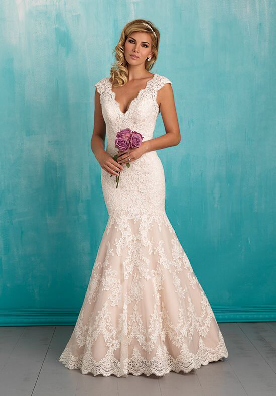 Allure Bridals 9320 Mermaid Wedding Dress