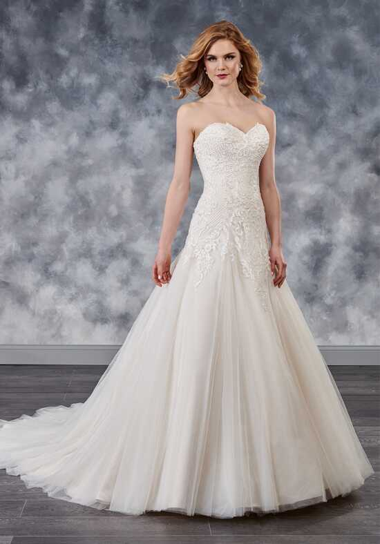 Mary's Bridal MB4023 A-Line Wedding Dress