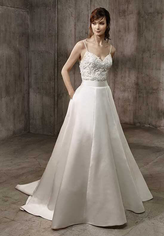 Badgley Mischka Belle Wedding Dresses