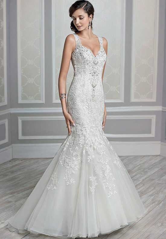 Kenneth Winston 1593 Mermaid Wedding Dress