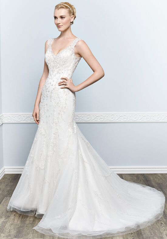 Kenneth Winston 1657 Mermaid Wedding Dress