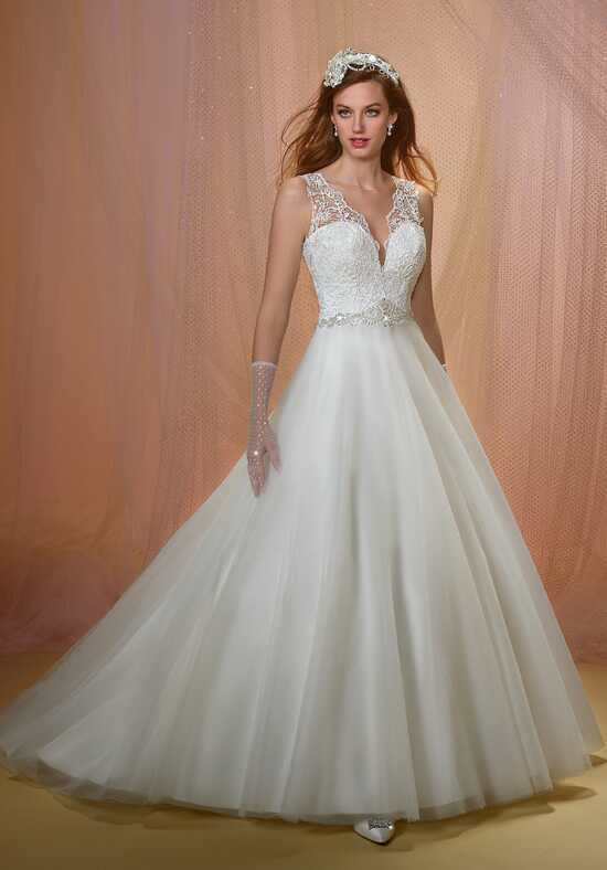 1 Wedding by Mary's Bridal 6508 Ball Gown Wedding Dress