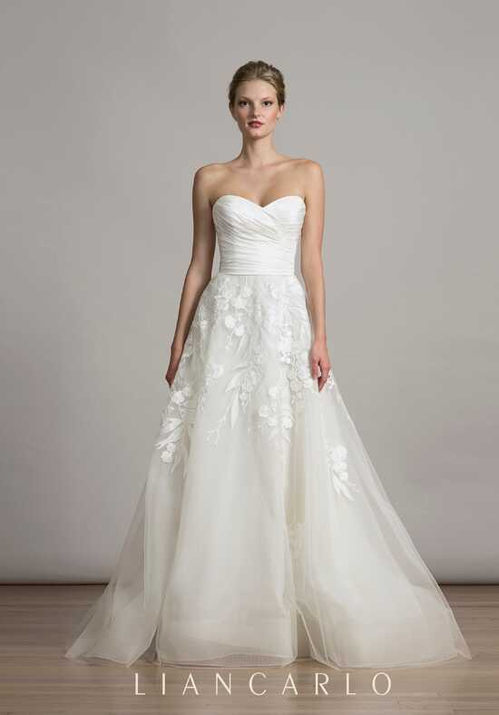 LIANCARLO 6877 A-Line Wedding Dress