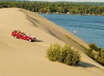 Sierra Sands Hotel Lodging Silver Lake Sand Dunes
