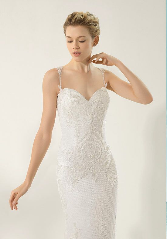 Soft by Rosa Clará Victoria Mermaid Wedding Dress