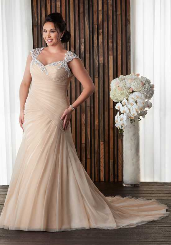 Unforgettable by Bonny Bridal 1710 Mermaid Wedding Dress