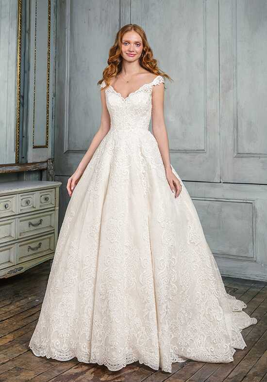 Justin Alexander Signature 99005 Ball Gown Wedding Dress