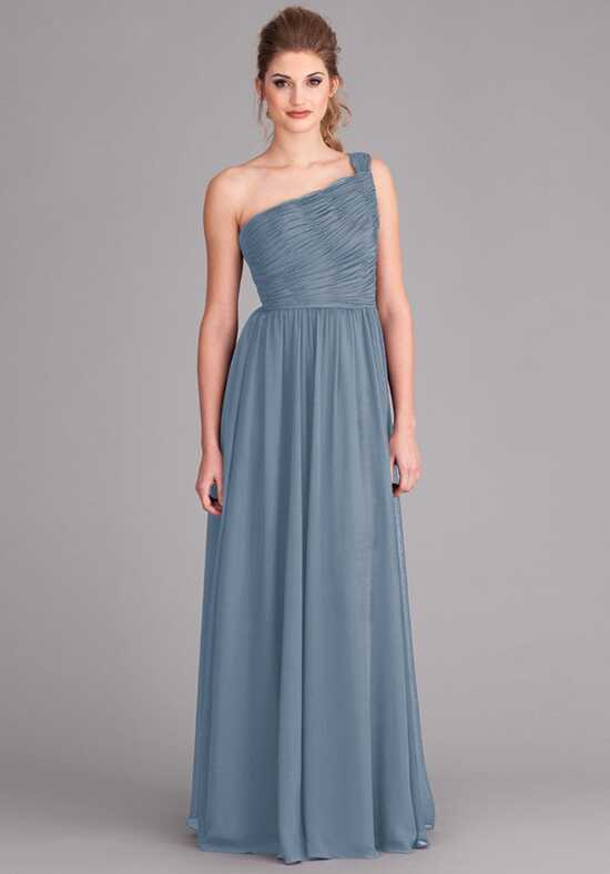 Kennedy Blue Julia One Shoulder Bridesmaid Dress