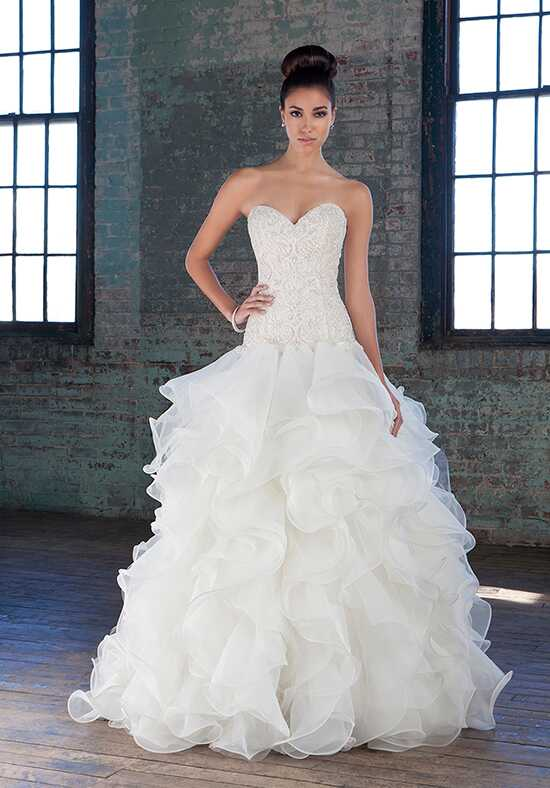 Justin Alexander Signature 9821 Ball Gown Wedding Dress