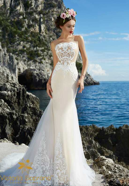 Capri Luchia Mermaid Wedding Dress