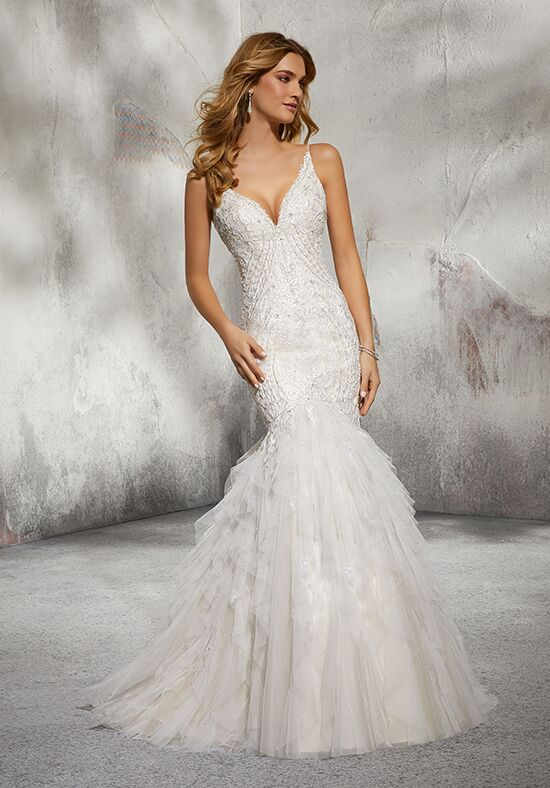 Morilee by Madeline Gardner 8275 / Lolita Mermaid Wedding Dress